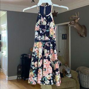 B.Darlin Floral Dress